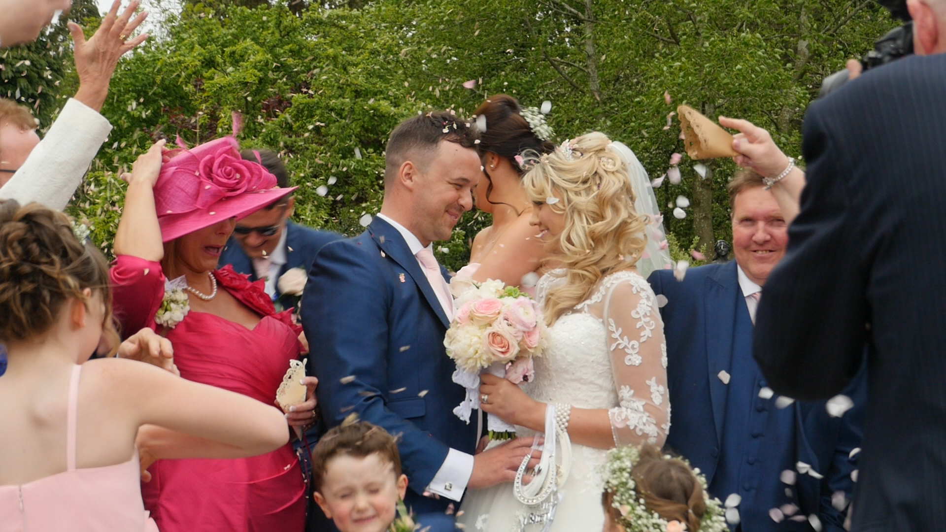 Wedding VIdeography - wedding videographers in UK, Midlands, Leeds, Northwest, Manchester